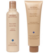 Aveda Blue Malva Shampoo and Conditioner Duo (Worth £52.00)