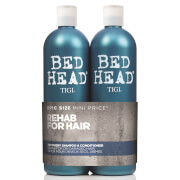 TIGI Bed Head Urban Antidotes 修護保濕洗髮精與潤髮乳 2 x 750ml