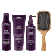 Aveda Invati Advanced Trio with Paddle Brush (Worth £121.00)