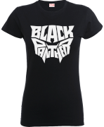 Black Panther Emblem Women's T-Shirt - Black