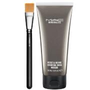 MAC Ultimate Charcoal Mask Kit