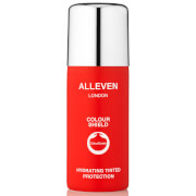 ALLEVEN London Colour Shield Hydrating Tinted Protection - Amber 100ml