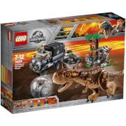 LEGO Jurassic Fallen Kingdom: Carnotaurus Gyrosphere Escape (75929)