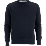 Brave Soul Men's Jones Sweatshirt - Dark Navy