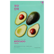 Holika Holika Pure Essence Mask Sheet -kasvonaamio, Avocado