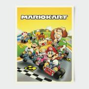 Nintendo Maro Kart Poster
