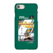 Nintendo Super Famicom Legend Of Zelda Phone Case for iPhone