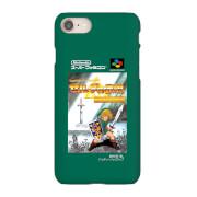 Nintendo Super Famicom Legend Of Zelda Phone Case for iPhone