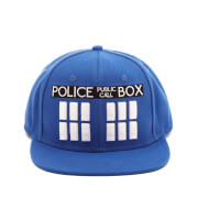 Gorra Doctor Who Tardis - Hombre - Azul