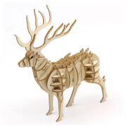 Incredibuilds Harry Potter Stag Patronus 3D Wooden Model Kit