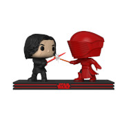Star Wars Die letzten Jedi (The Last Jedi) Kylo Ren & Praetorian Guard Pop! Movie Moment