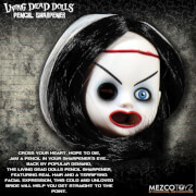 Mezco Living Dead Dolls Bride of Valentine Pencil Sharpener