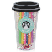 NPW Coffee Cup Colouring Pencil Kit