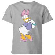 Disney Daisy Duck Classic Kinder T-Shirt - Grau