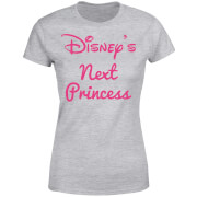 Disney Princess Next Women's T-Shirt - Grey