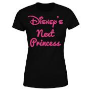 Disney Prinzessin Next Damen T-Shirt - Schwarz