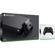 Xbox One X 1TB with additional Xbox One Controller