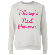 Princess Next Women's Sweatshirt - White