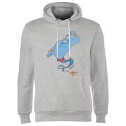Disney Aladdin Genie Classic Kapuzenpullover - Grau