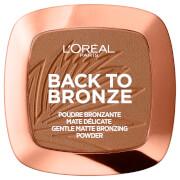 Poudre Bronzante L'Oréal Paris – Back To Bronze 9g