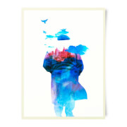 Robert Farkas Get Away Art Print