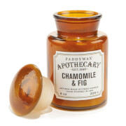 Paddywax Apothecary 8oz - Chamomile & Fig