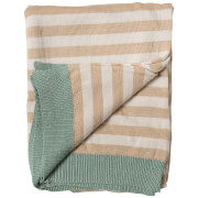 Bloomingville Cotton Throw - Multi-Colour