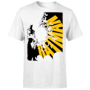 DC Comics Batman Bat Spread T-Shirt - White