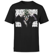 DC Comics Batman Killing Joker HaHaHa T-Shirt - Black