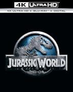 Jurassic World - Ultra HD 4K
