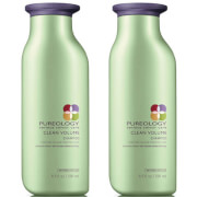 Shampoo para Cabelos Pintados Clean Volume Colour Care Duo da Pureology 250 ml