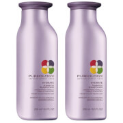 Shampoo para Cabelos Pintados Hydrate Colour Care Duo da Pureology 250 ml