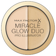 Max Factor Miracle Glow Duo Highlighter - 10 Light