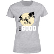 ET Be Good Moon Women's T-Shirt - Grey