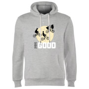 ET Be Good Moon Hoodie - Grey