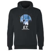ET Moon Silhouette Kapuzenpullover - Schwarz