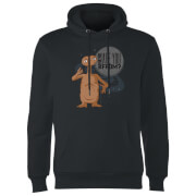 E.T. Where Are You From Hoodie - Zwart