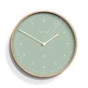 Newgate Mr. Clarke Wall Clock - Bubble Green