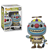 Figurine Pop! Clown - L'Étrange Noël de monsieur Jack