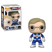 Power Rangers Blue Ranger Billy Pop! Vinyl Figure