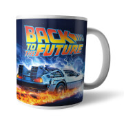 Back To The Future Great Scott Mug