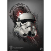 Star Wars The Original Stormtrooper TK421 Print