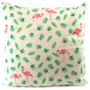 Black Ginger Tropical Cushion