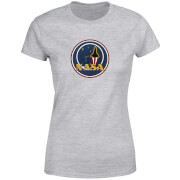 NASA JM Patch Women's T-Shirt - Grey