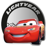 Disney Cars Medium Mirrored Wall Sticker