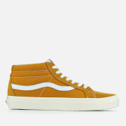Vans Men's Sk8-Mid Reissue Retro Sport Trainers - Sunflower