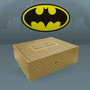 Batman Kids' Mystery Box Includes a Licensed T-Shirt