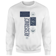 Star Wars The Resistance Weiß Pullover - Weiß