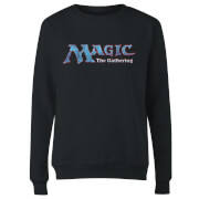Magic The Gathering 93 Vintage Logo Dames Trui - Zwart