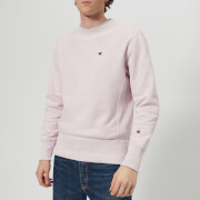 Champion Men's Crew Neck Sweatshirt - Lavender